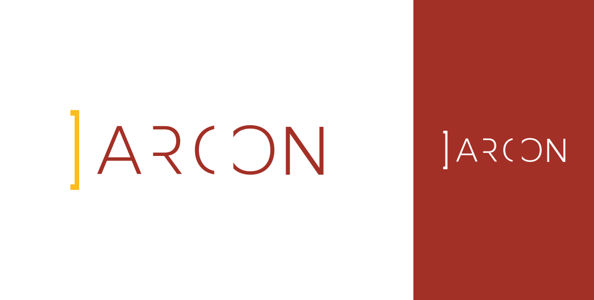 bluedesign / design your future - logo arcon