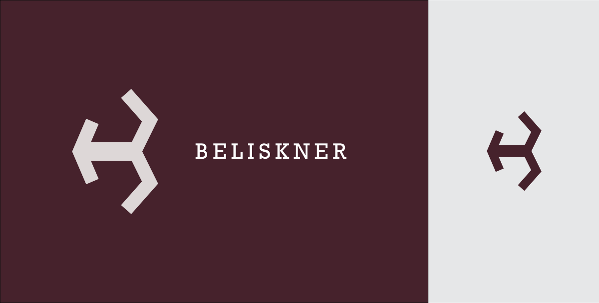 bluedesign / design your future - beliskner logo / custom design artifacts